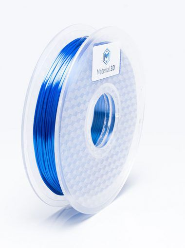 Filamento PLA - Metall Azul Safira - Material 3D -  1.75mm - 500g