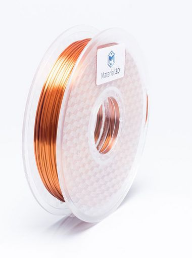 Filamento PLA - Metall Bronze - Material 3D -  1.75mm - 500g