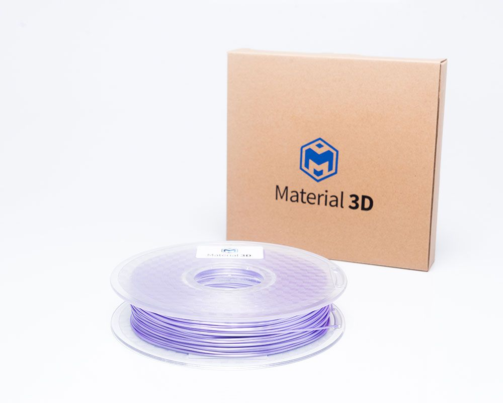 Filamento PLA - Metall Lilás - Material 3D -  1.75mm - 500g