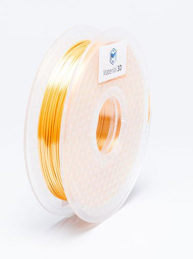 Filamento PLA - Metall Ouro - Material 3D -  1.75mm - 500g