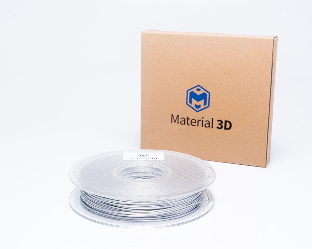 Filamento PLA - Metall Platina - Material 3D -  1.75mm - 500g