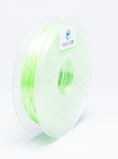 Filamento PLA - Metall Verde atômico - Material 3D -  1.75mm - 500g