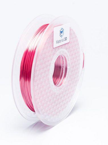 Filamento PLA - Metall Vinho - Material 3D -  1.75mm - 500g