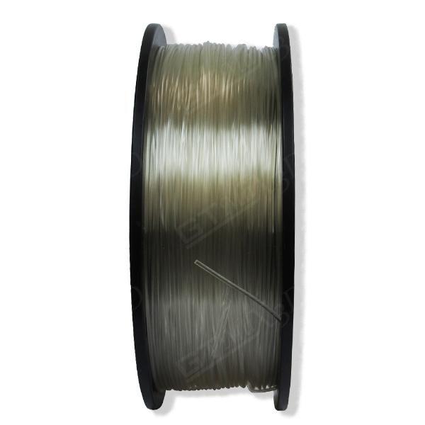 Filamento PLA Plus Natural (Transparente) - GTMax 3D - 1.75mm - 1KG