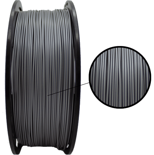 Filamento PLA - Prata - 3D Lab - 1.75mm - 500g