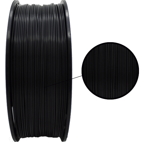Filamento PLA - Preto - 3D Lab - 1.75mm - 200g