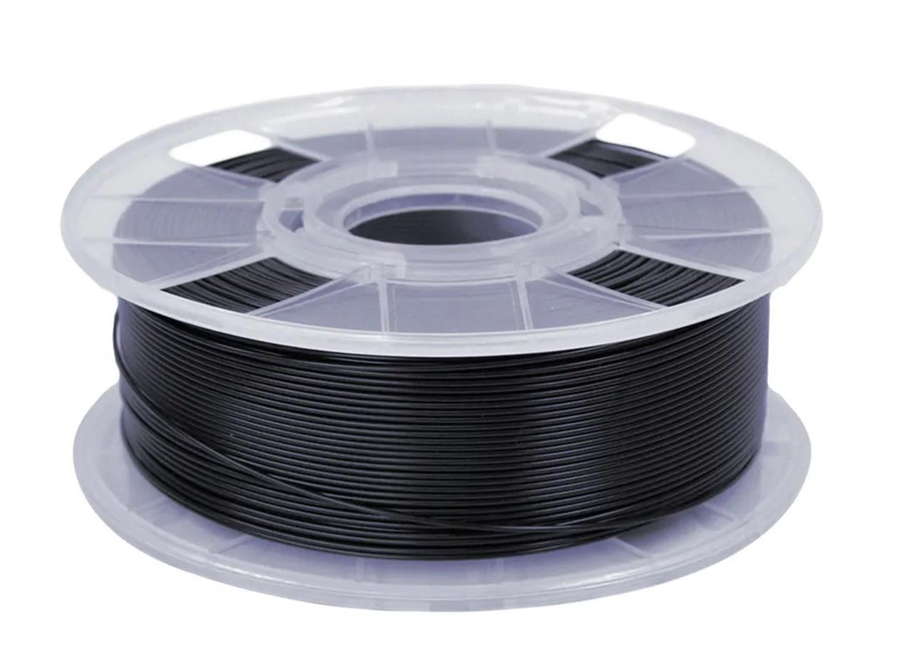 Filamento PLA - Preto - Cliever - 1.75mm - 1kg + 1 Spray Fixador
