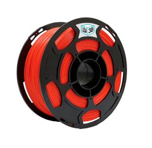 Filamento PLA Pro - Vermelho Ferrari - Loja 3D - 1.75mm - 1kg