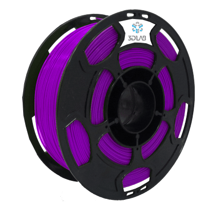 Filamento PLA - Roxo - 3D Lab - 1.75mm - 1kg