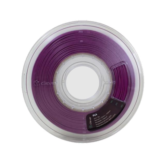 Filamento PLA - Roxo - Cliever - 1.75mm - 1kg