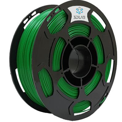 Filamento PLA - Verde - 3D Lab - 1.75mm - 1kg