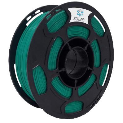 Filamento PLA - Verde Água - 3D Lab - 1.75mm - 1kg