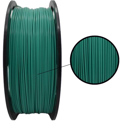 Filamento PLA - Verde Água - 3D Lab - 1.75mm - 500g