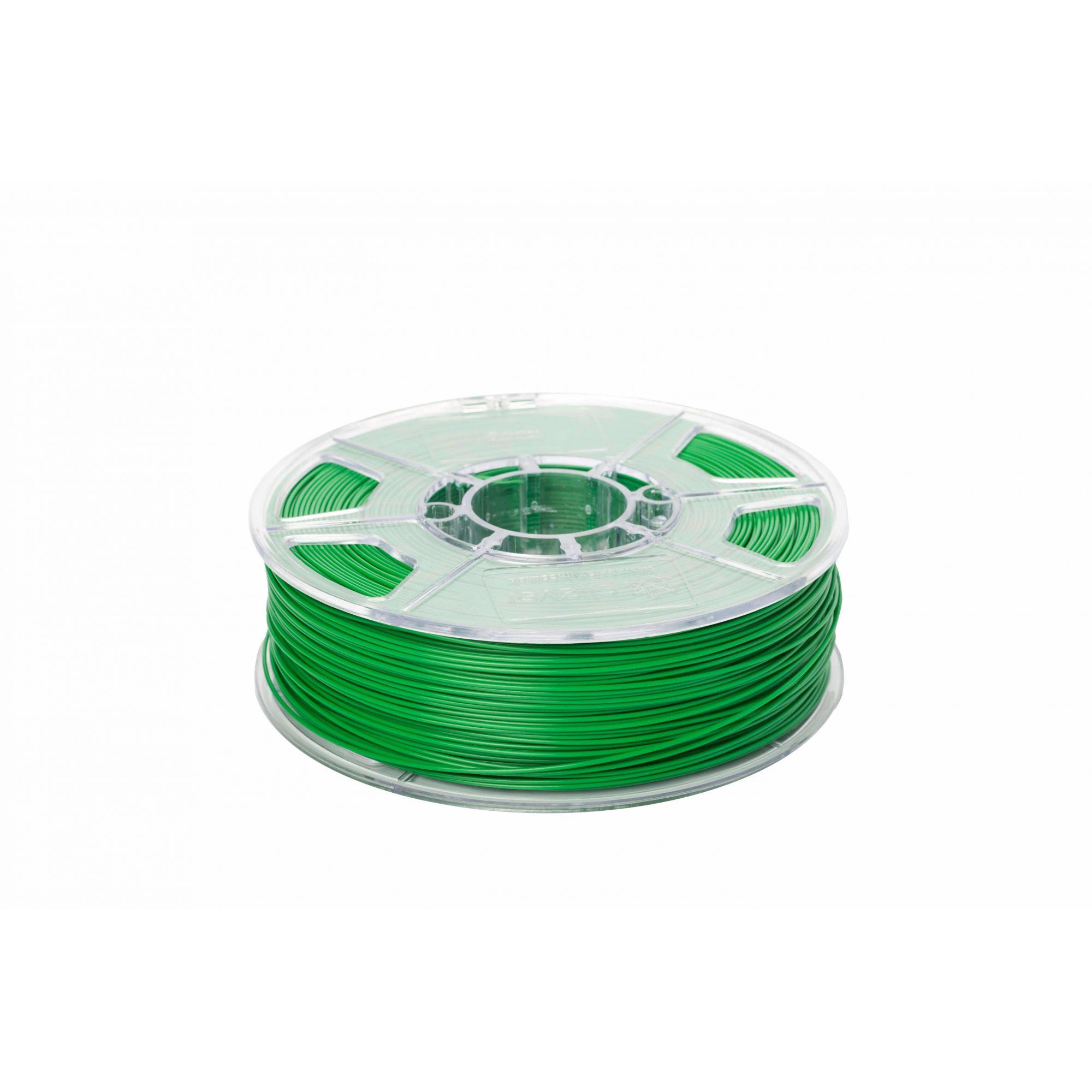 Filamento PLA - Verde - Cliever - 1.75mm - 1kg