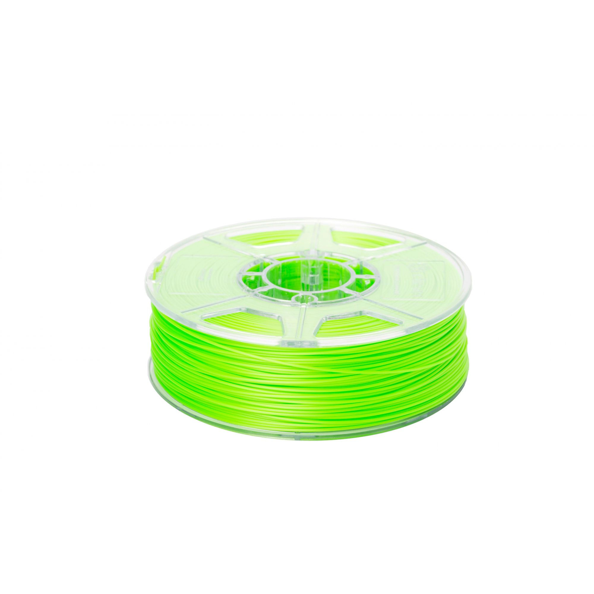 Filamento PLA - Verde Fluorescente - Cliever - 1.75mm - 1kg
