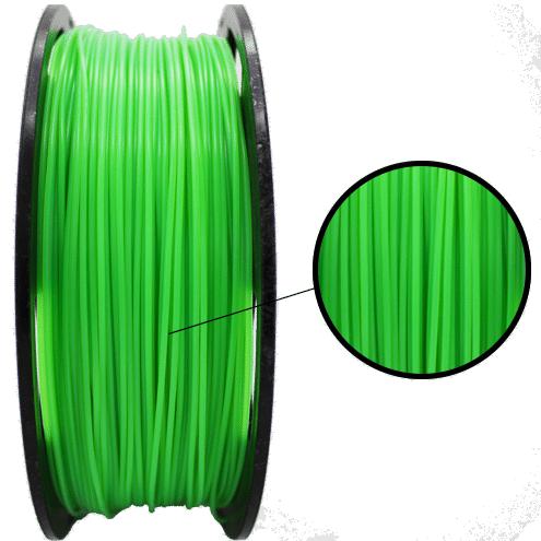 Filamento PLA - Verde Limão - 3D Lab - 1.75mm - 500g