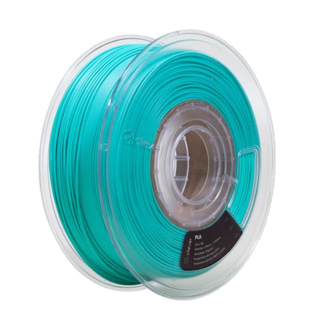 Filamento PLA - Verde Tifanny - Cliever - 1.75mm - 1kg
