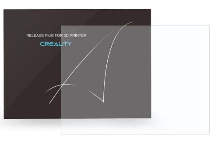 Filme Fep para Impressora de Resina - 4 Unidades - Creality - LD-001 / LD-002 / LD-002R