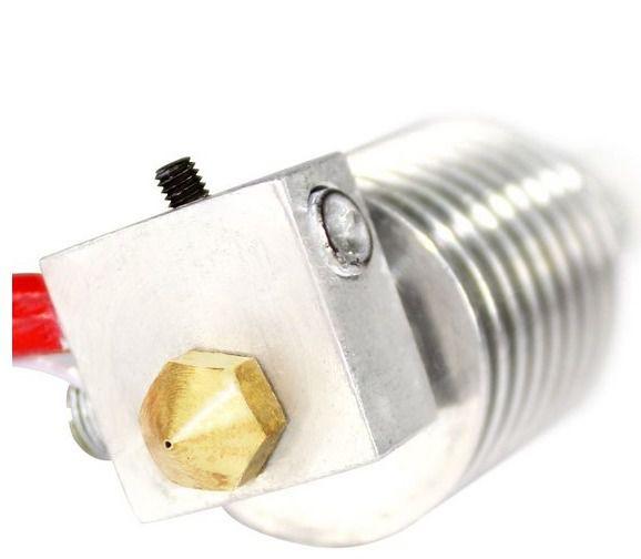 Hotend Allmetal  (bico) GTMAX3D - Completo e montado