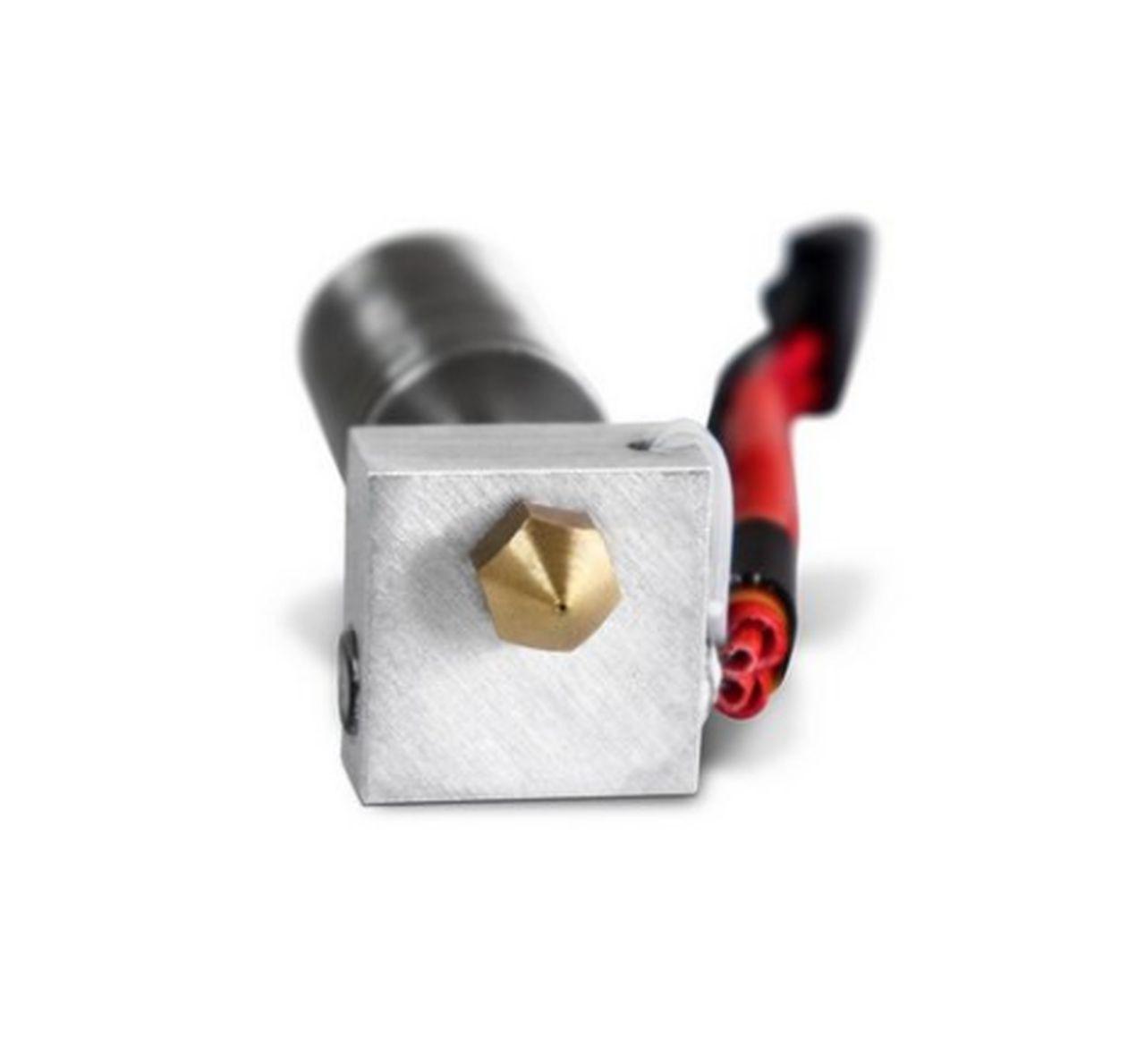 Hotend Sethi3D - S3 / S2 1.75mm (Furo 0.4mm) S3X / S4X 1.75mm (Furo 0.5mm) AiP 1.75mm (Furo 0.4mm) BB 1.75mm (Furo 0.4mm) AiP 3.00mm (Furo 0.4mm)