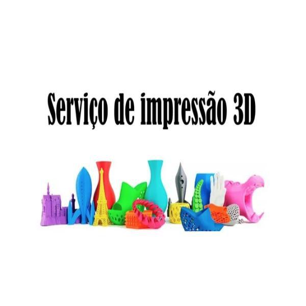 Impressão 3D Personalizada