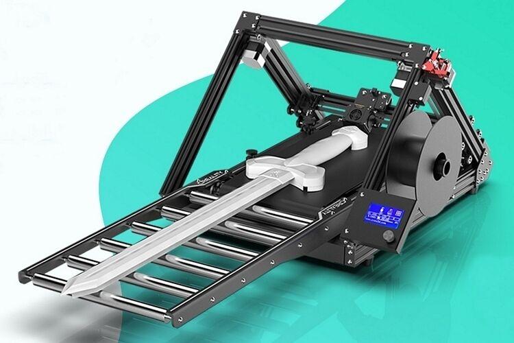 Impressora 3D - Creality 3DPrintMill - CR-30 - Com Esteira de metal
