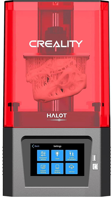 Impressora 3D de Resina - Creality - Halot-One CL-60