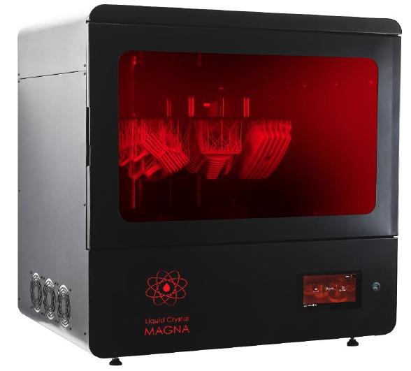 Impressora 3d de Resina - LC Magna - Photocentric