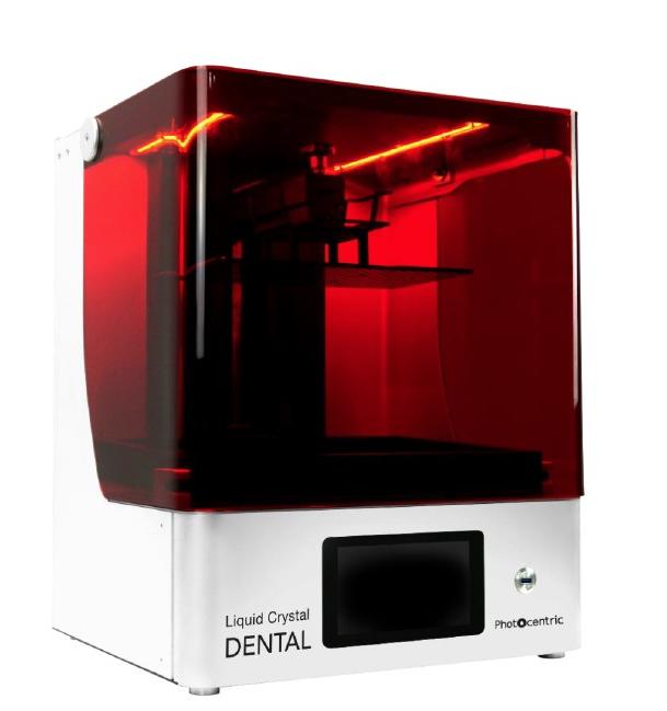 Impressora 3d de Resina - Liquid Crystal Dental - Photocentric