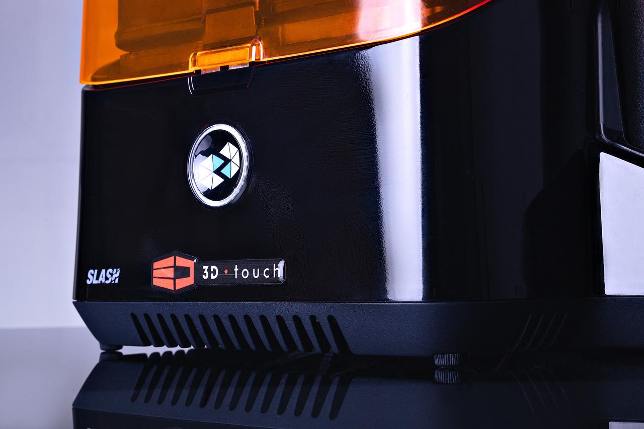 Impressora 3D de Resina - Uniz Slash 2 - 3D Touch
