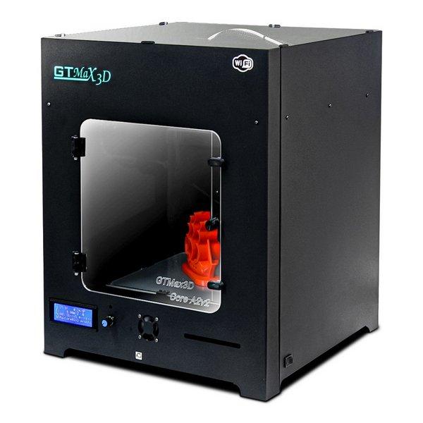 Impressora 3D PRO - GTMAX3D CORE A2V2 + 1 KG De ABS