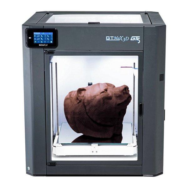 IMPRESSORA 3D PRO - GTMAX3D CORE GT5 + SOFTWARE SIMPLIFY3D + 1KG FILAMENTO ABS