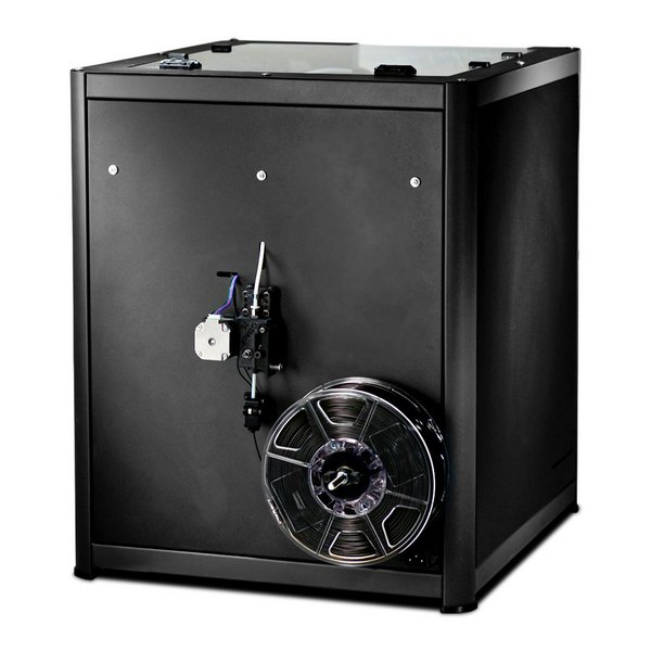 Impressora 3D Profissional - GTMAX3D A3 + 1KG De ABS