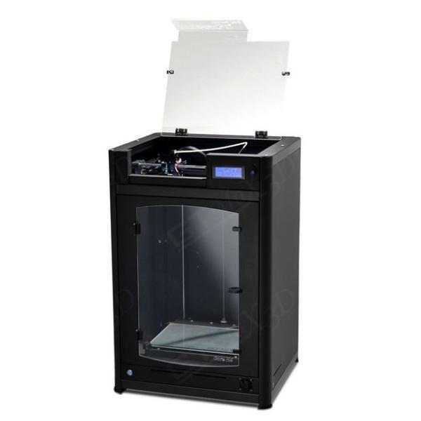 Impressora 3D Profissional - GTMAX3D CORE H4 + 1KG De ABS