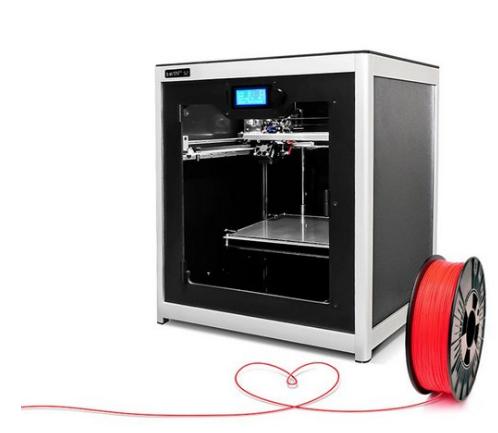 Impressora 3D S2 - Sethi3D - 1.75mm + 1 KG de PLA