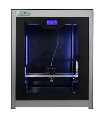 Impressora 3D S3 - Sethi3D - 1.75mm + 1 KG de ABS