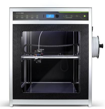 Impressora 3D S4X - Sethi3D - 1.75mm + 1 KG de PLA