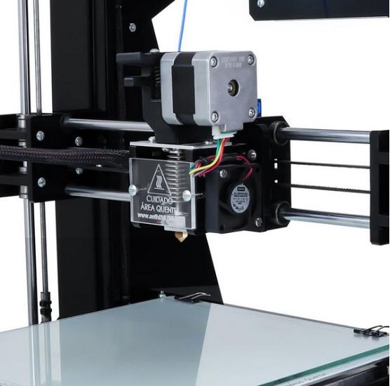 Impressora 3D AiP - Sethi3D - 1.75mm + 1 KG de PLA