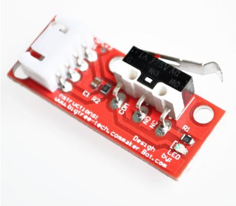 Kit Com 3 Unidades-  Endstop - Final De Curso - Impressora 3d - Reprap - Cnc
