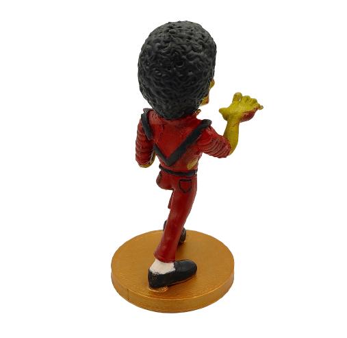 Michael Jackson em Impressão 3D