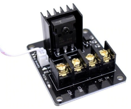 Módulo Para Expansão De Energia Para Mesa Aquecida - Impressora 3D