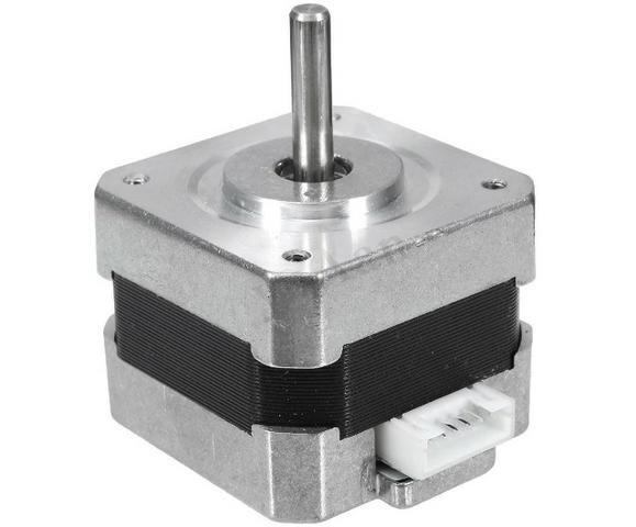 Motor De Passo Nema 17 - 12V - Impressoras 3D e CNC