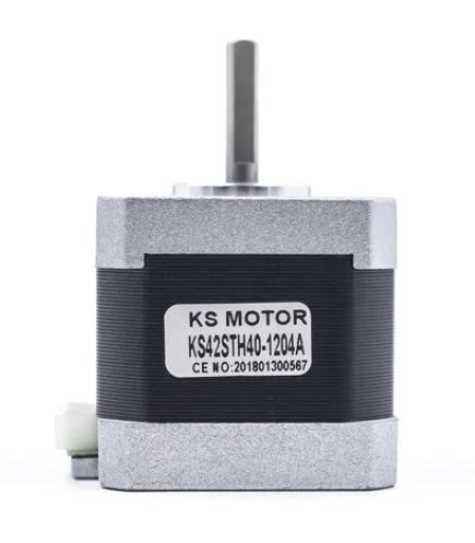Motor De Passo Nema 17 40mm 1.2a Alto Torque 0.4 N.m