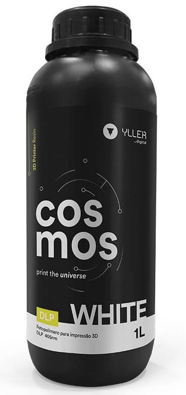 Resina Cosmos - Branca (White) - Yller - DLP - 1 litro