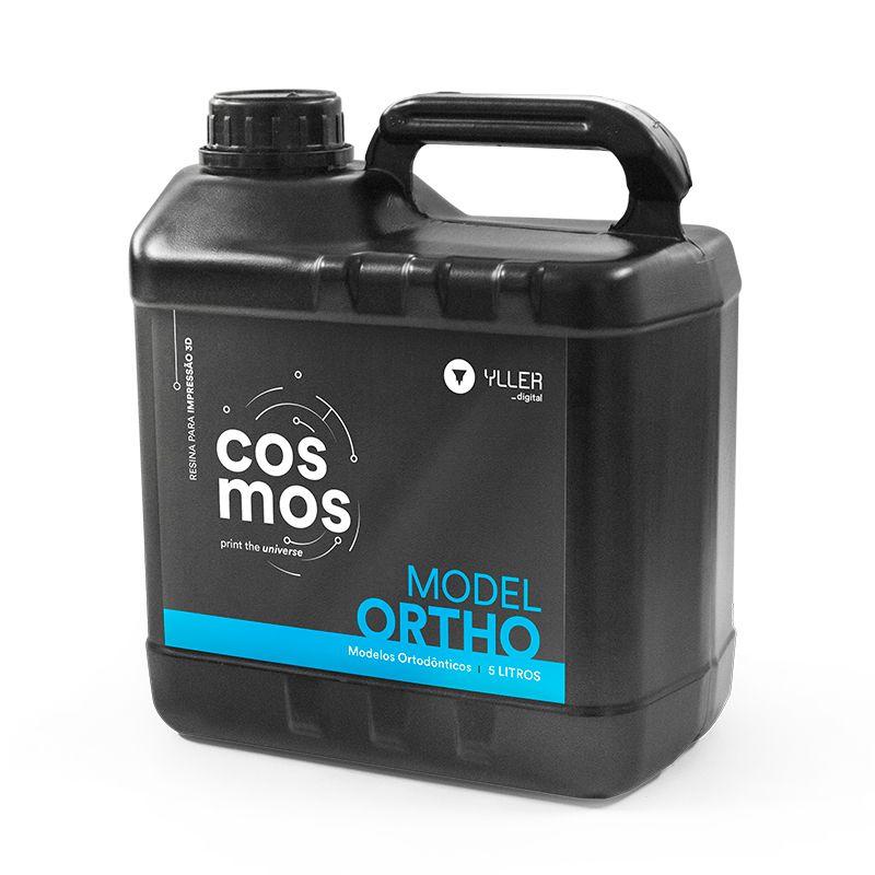 Resina para Modelos Ortodônticos - Cosmos - Model Ortho - Azul - 5 Litros