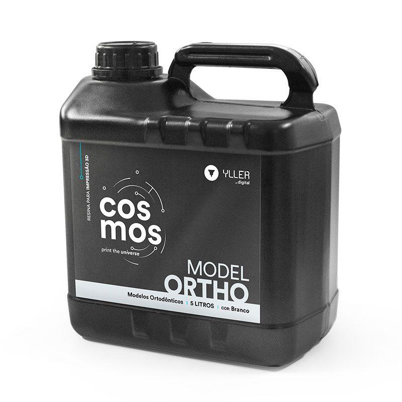 Resina para Modelos Ortodônticos - Cosmos - Model Ortho - Branco - 5 Litros