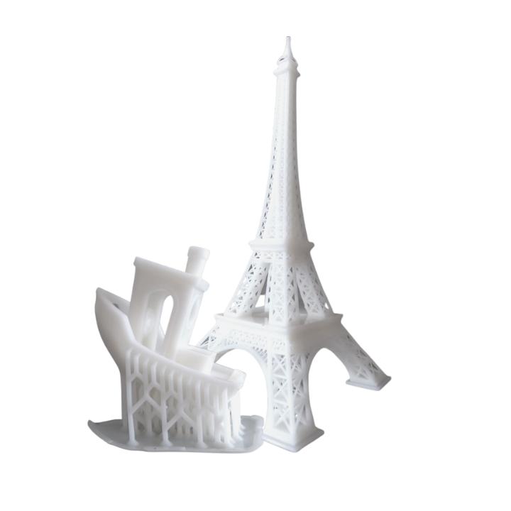 Resina Pro de Alta Performance - Branca - Dental - Loja 3D - DLP/LCD - 5 Litros