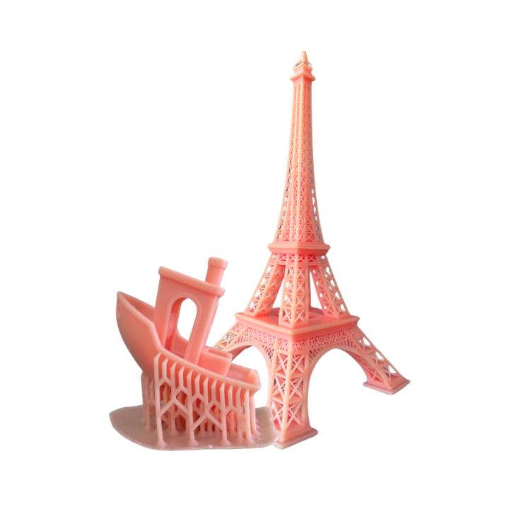 Resina Pro de Alta Performance - Rosa Skin - Standard - Loja 3D - DLP/LCD - 5 Litros