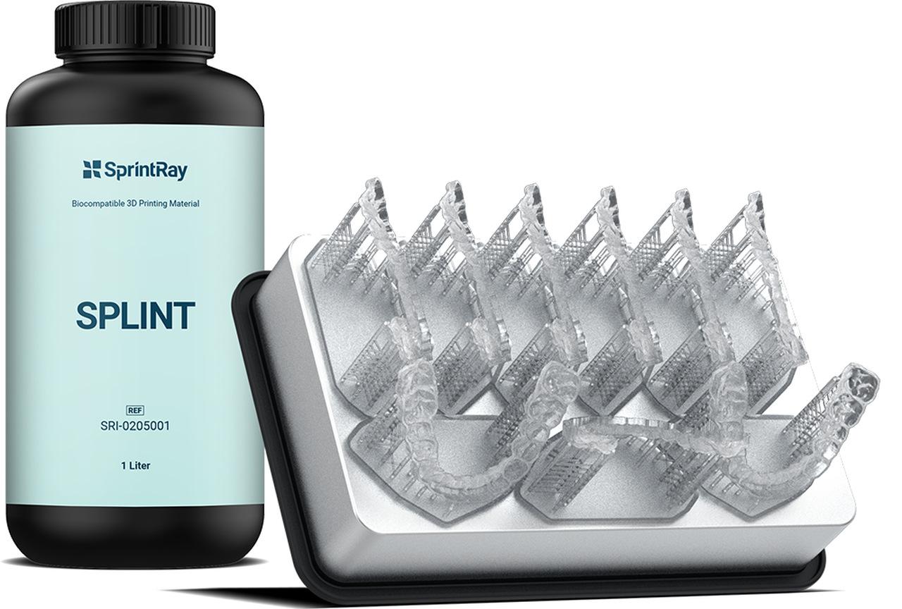 Resina SprintRay - Splint - 1 Litro