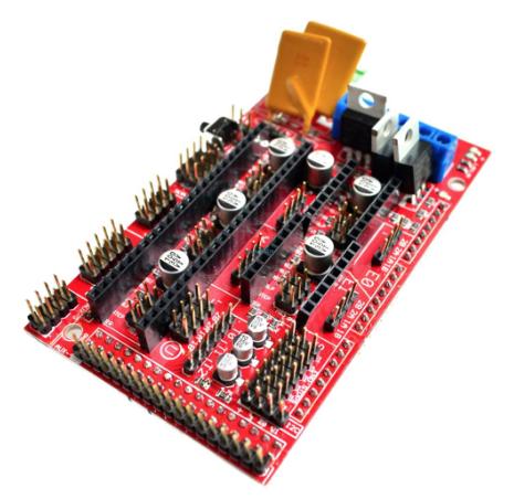 Shield Ramps 1.4 para Impressora 3D Reprap - Arduino